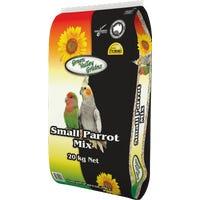 Green Valley Grains Small Parrot Mix Bird Food - 10kg