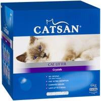 Catsan Litter Crystals Litter - 6kg