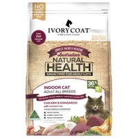 Ivory Coat Cat Indoor Dry Cat Food - 3kg