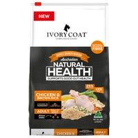 Ivory Coat Wholegrain Adult Chicken Dry Dog Food - 18kg