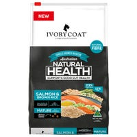 Ivory Coat Wholegrain Mature Salmon Dry Dog Food - 18kg