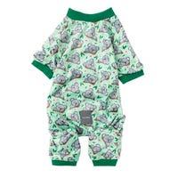 Fuzzyard Pyjamas Dream Time Koalas Dog Coat - Size 6