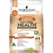 Ivory Coat Grain Free Adult Chicken Dry Cat Food - 6kg