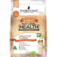 Ivory Coat Adult Chicken Dry Cat Food - 6kg