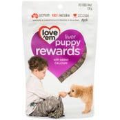 Love'Em Puppy Rewards Dog Treats - 120g