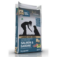 Meals for Mutts Salmon & Sardine Large Kibble Dry Dog Food - 20kg