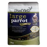 Peckish Large Parrot Premium Bird Food - 5kg