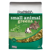 Peckish Junior Dwarf Greens Hay - 750g