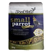 Peckish Small Parrot Premium Bird Food - 5kg