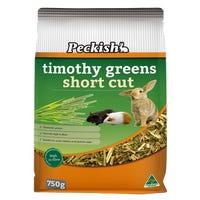 Peckish Tim Greens Hay - 750g