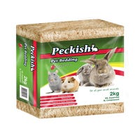 Peckish Bedding Strawberry Scented - 30L