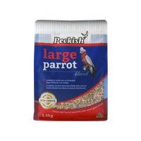 Peckish Large Parrot Blend Bird Food - 1.5kg