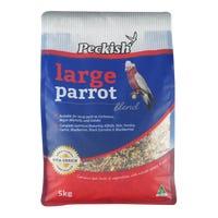 Peckish Large Parrot Blend Bird Food - 5kg