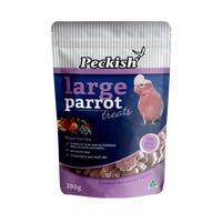 Peckish Large Parrot Berry Bird Treats - 200g