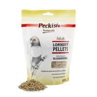 Peckish Adult Lorikeet Pellets Bird Food Berry - 500g