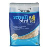 Peckish Small Bird Blend Bird Food - 5kg