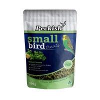 Peckish Small Bird Greens Bird Treats - 200g