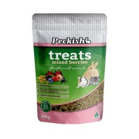 Peckish Small Animal Strawberry Treats - 200g