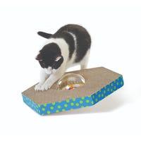 Petstages Wobble & Scratch Cat Scratcher Toy - Each