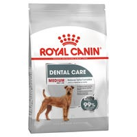 Royal Canin Medium Dental Care Dry Dog Food - 3kg