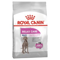 Royal Canin Maxi Relax Care Dry Dog Food - 9kg