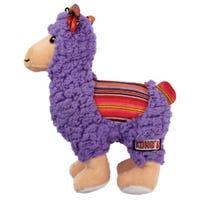 KONG Sherps Llama  Dog Toy - Each