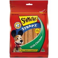 Schmackos Strapz Chicken Dog Treats - 500g