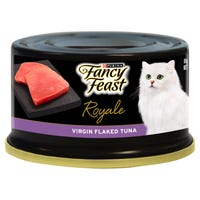 Fancy Feast Royale Virgin Tuna Wet Cat Food - 85g