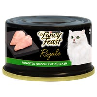 Fancy Feast Royale Succulent Roast Chicken Wet Cat Food - 85g