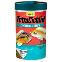 Tetra Cichlid Crisps Fish Food - 93g