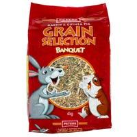 Peters Grain Selection Small Animal Food - 4kg