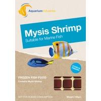 Aquarium Industries Frozen Mysis Shrimp Fish Food - 100g