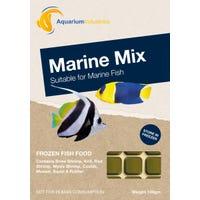 Aquarium Industries Frozen Marine Mix Fish Food - 100g