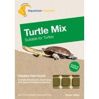 Aquarium Industries Turtle Mix Turtle Food - 100g