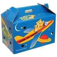 Pet Shuttle Box Cat Carrier - Each