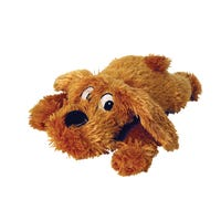 Yours Droolly Cuddlies Pups Dog Toy - Small