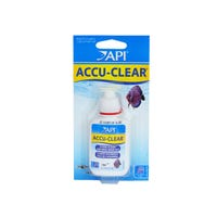 API Accu-Clear Aquarium Water Treatment - 37ml
