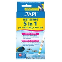 API Quick Testing Strips 5 in 1 - Each