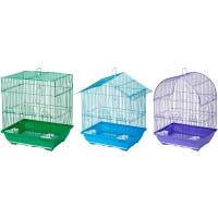 Showmaster Small Bird Cage - Each