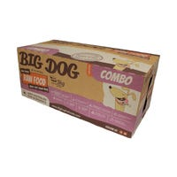 Big Dog BARF Dog Combo Frozen Dog Food - 3kg