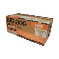 Big Dog BARF Dog Lamb Frozen Dog Food - 3kg