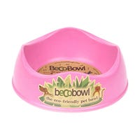 Beco Pink Dog Bowl - Large.jpg