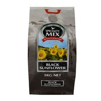 Specialty Mix Black Sunflower Seed Bird Treat - 5kg