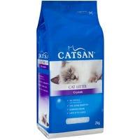 Catsan Cat Litter Crystals - 2kg