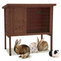 Super Pet Hutch Studio Small Animal Hutch - 36in