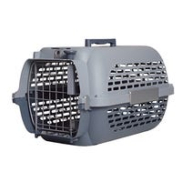 DogIt Voyageur Cool Grey Dog Carrier - Large