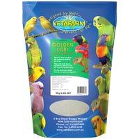 Vetafarm Golden Lori Rice Formula Bird Food - 2kg