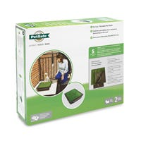 The Pet Loo Portable Pet Toilet - Small