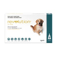 Revolution Spot On with Cannex Wormer Large Dog 20.1-40kg - 3pk