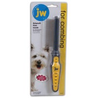 JW Gripsoft Fine Comb For Dogs - Each